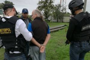 ciudadano francés capturado en Guatemala