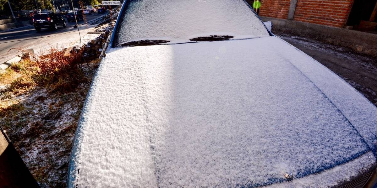 SMN pronostica al menos siete frentes fríos en febrero