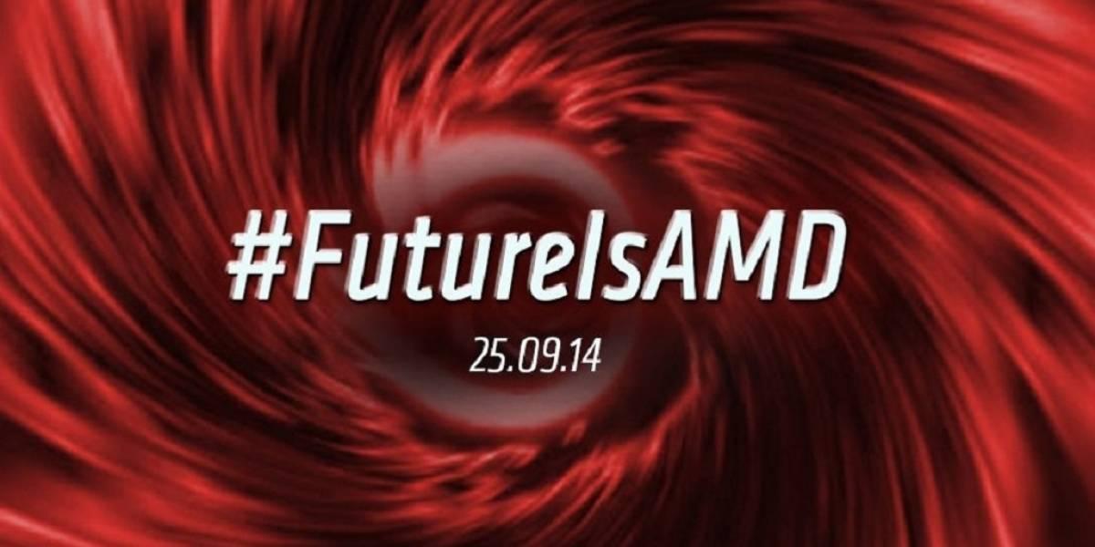 AMD lanzará un nuevo producto este jueves 25
