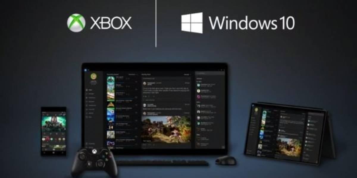 Microsoft Game DVR: Stream de juegos Xbox One a dispositivos Windows 10