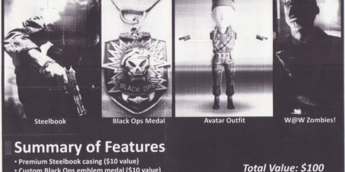 Zombies pseudo-confirmados para COD: Black Ops