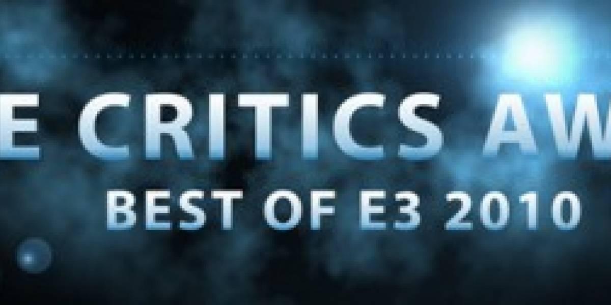 Nintendo 3DS se lleva Mejor del Show en los Game Critics Awards