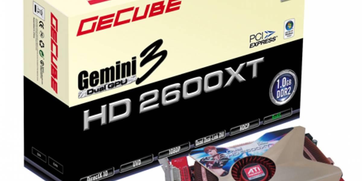 GeCube HD 2600 XT Dual
