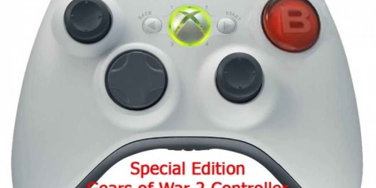 Gears of War 2: nueva actualización, y doble experiencia el fin de semana