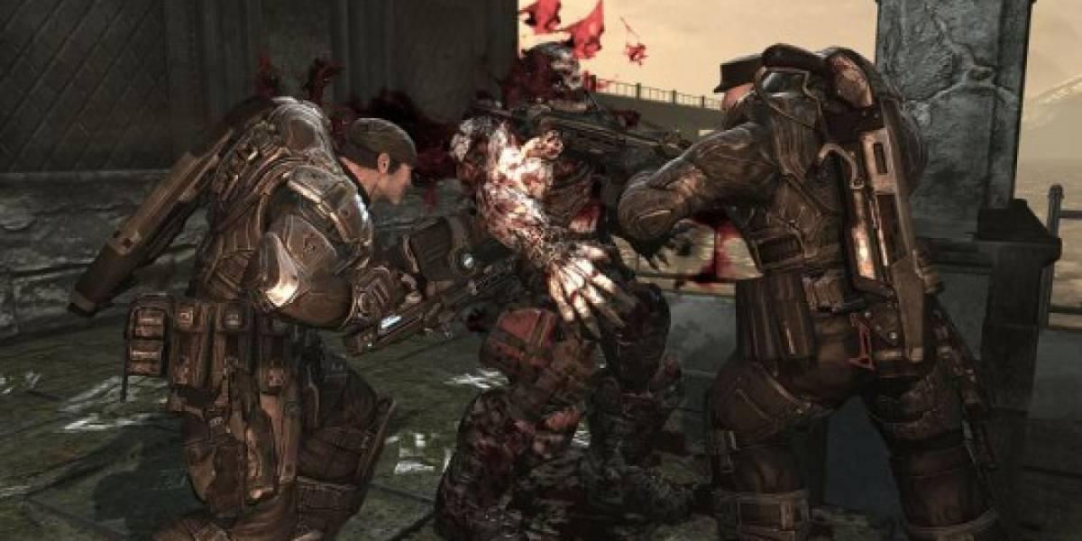 Gears of War 2 tiene demo técnica en 3D [E3 2010]