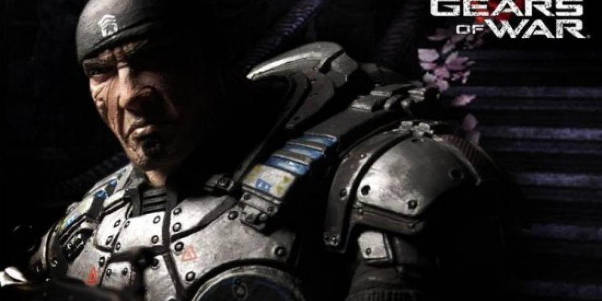 Se viene nueva actualización para Gears of War 2