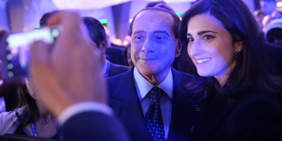 Berlusconi regresará a la campaña en Italia tras un descanso