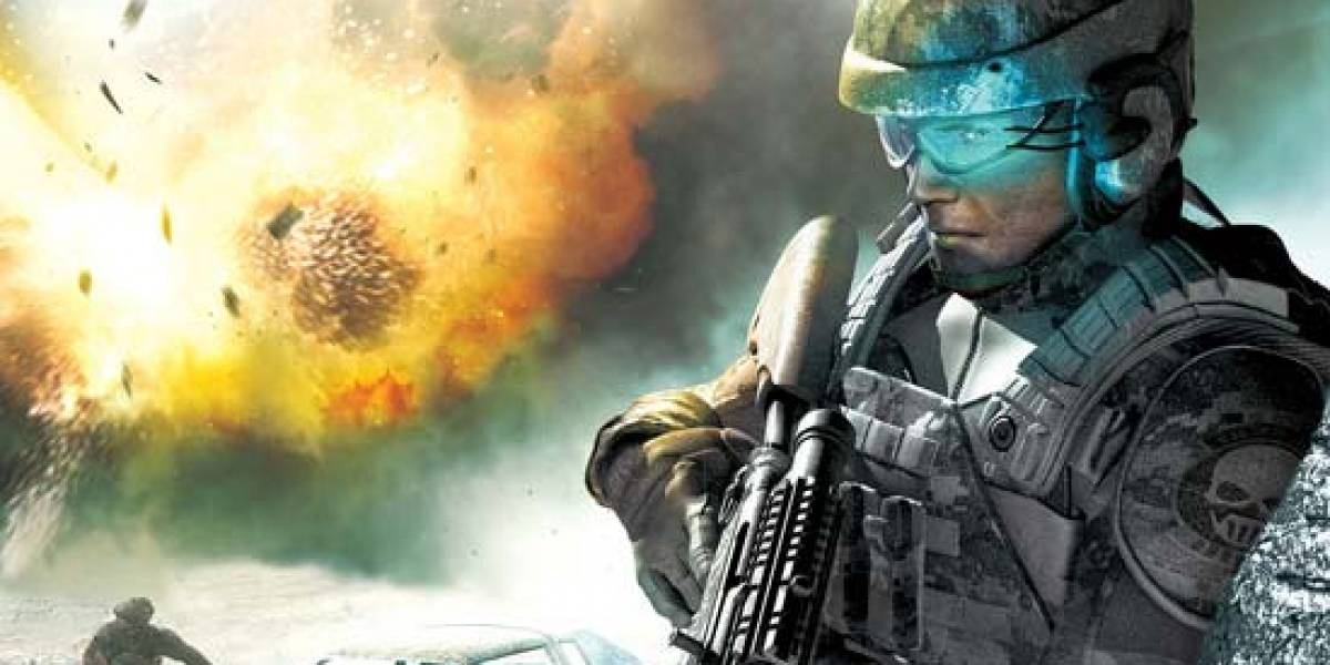 Ubisoft registra Ghost Recon: Future Soldier