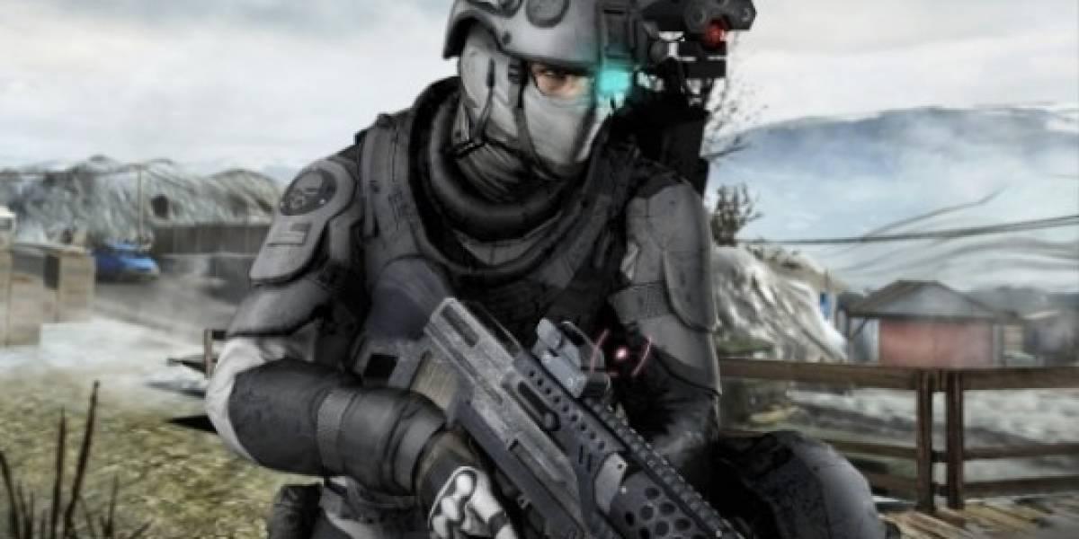 Ghost Recon: Future Soldier podría soportar 3D, Move y Kinect