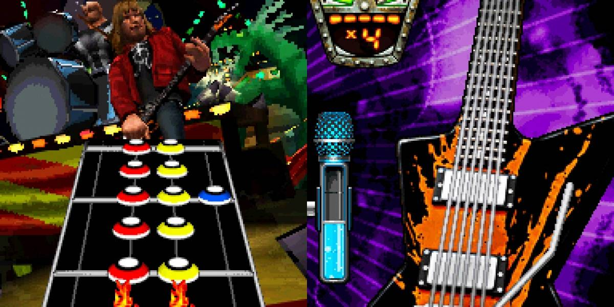 Guitar Hero on Tour Modern Hits [NB Labs]