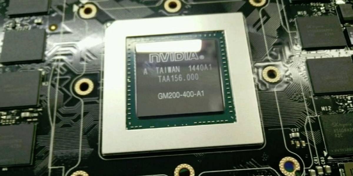 Rumor: GeForce GTX Titan X llega en marzo a USD$ 1350