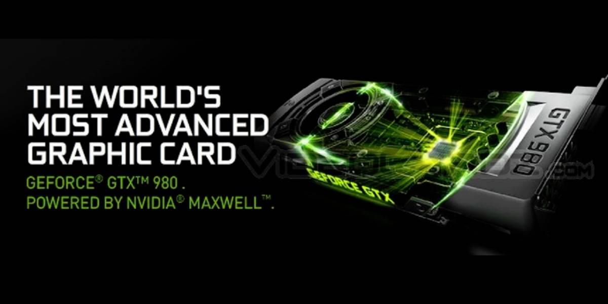 Conoce al nuevo GPU NVIDIA Maxwell GM204