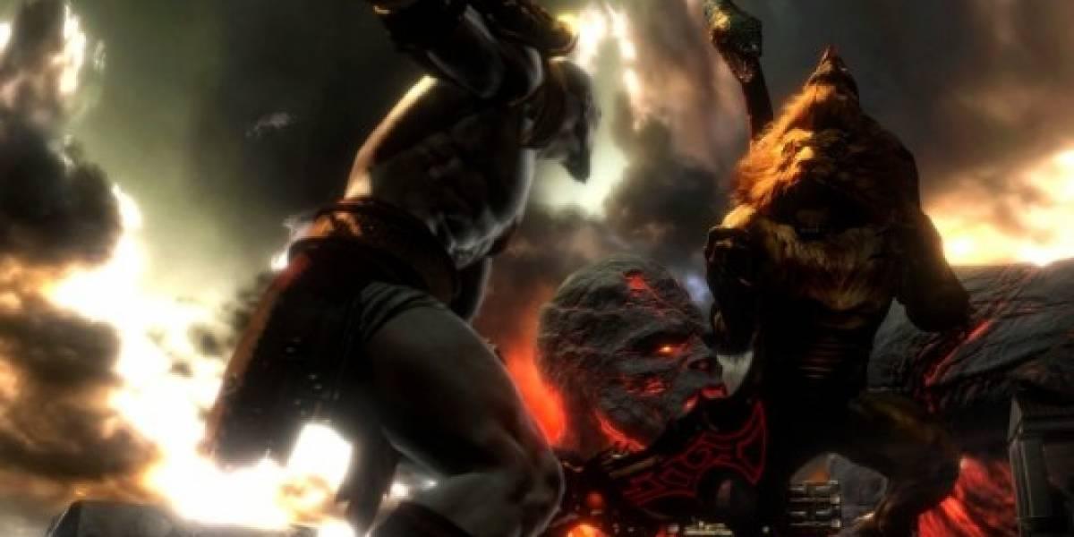 Más códigos para descargar God of War III [Actualizado]