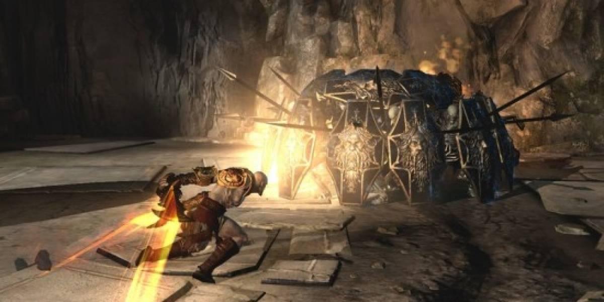 Últimos códigos para descargar el demo de God of War III [Actualizado]