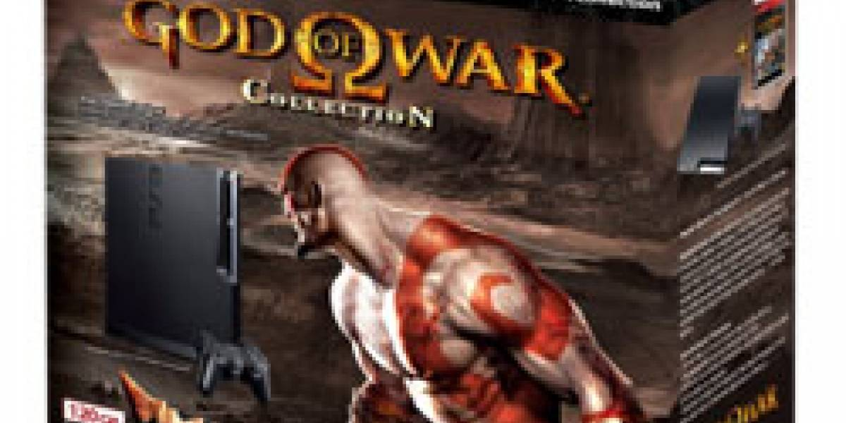 Sony México anuncia el bundle de God of War Collection