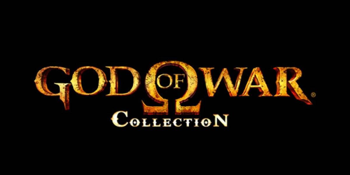 God of War Collection fue preparado en solo 15 semanas