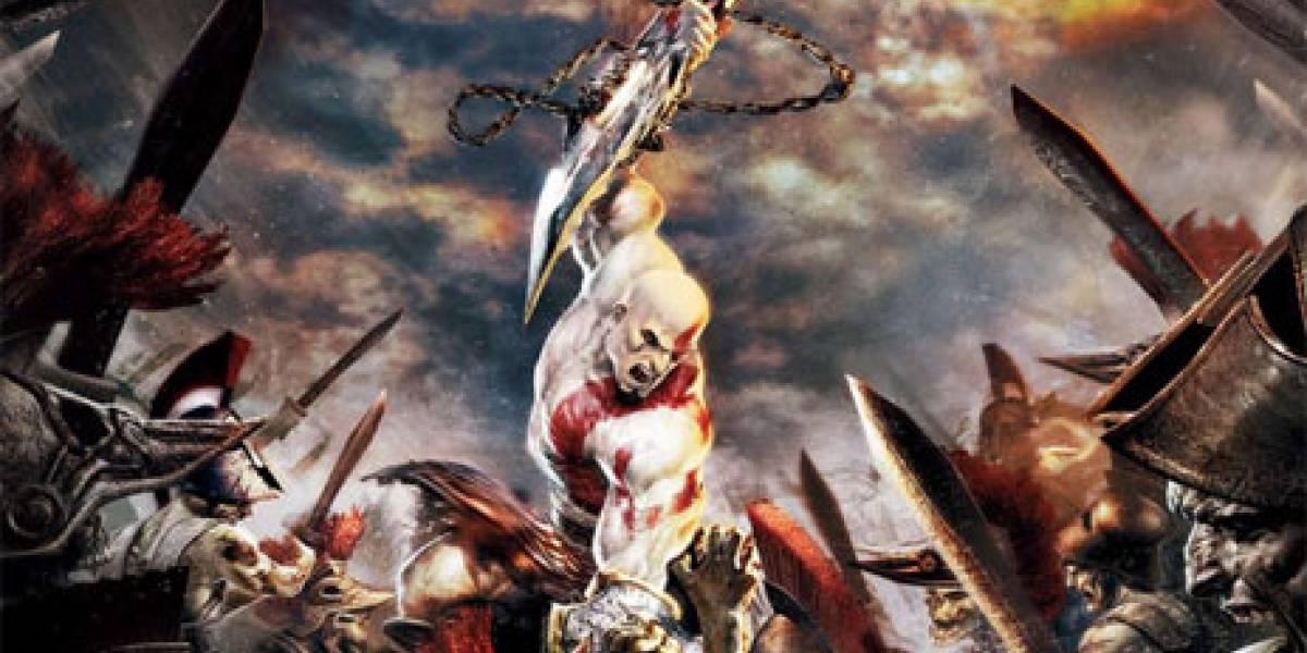 Demo de God Of War III viene en Noviembre ... OH WAIT