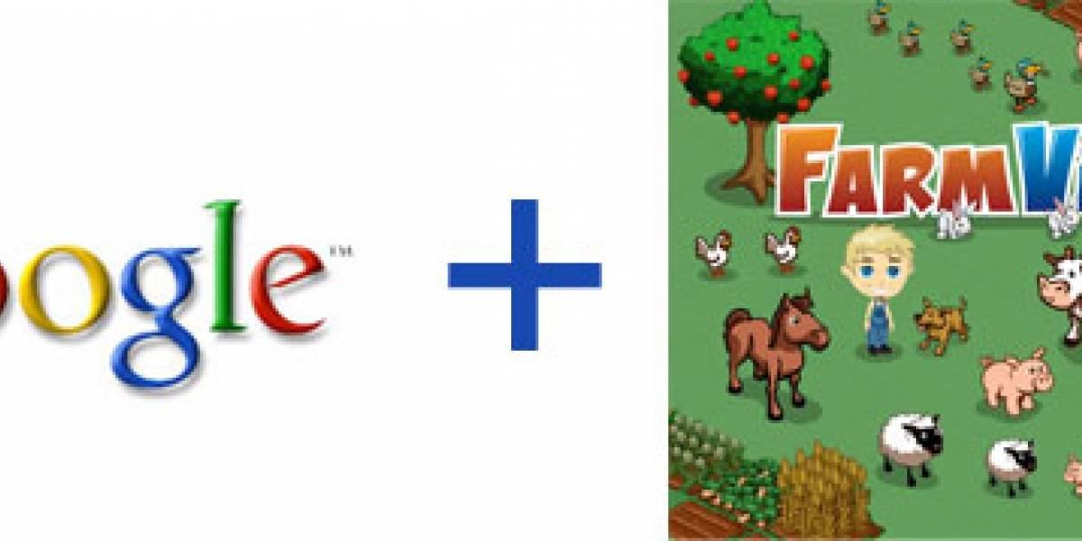 Futurología: Google podría entrar a los videojuegos sociales