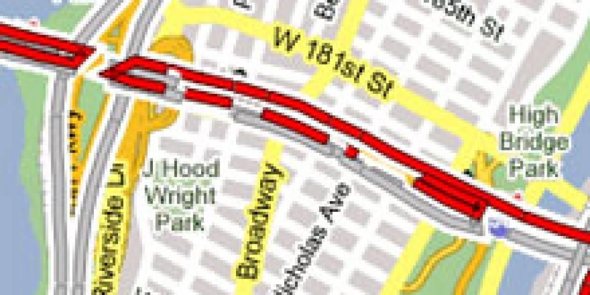 Google Maps geolocalizado en tu celular, sin GPS