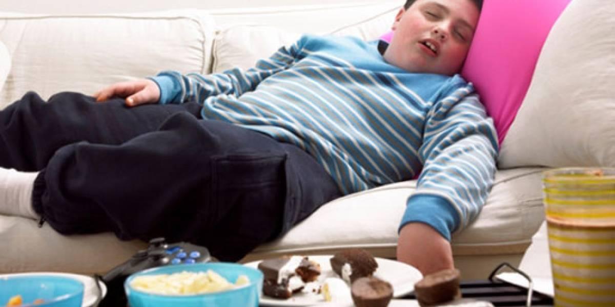 OMS: Los videojuegos son causa de obesidad en los adolescentes