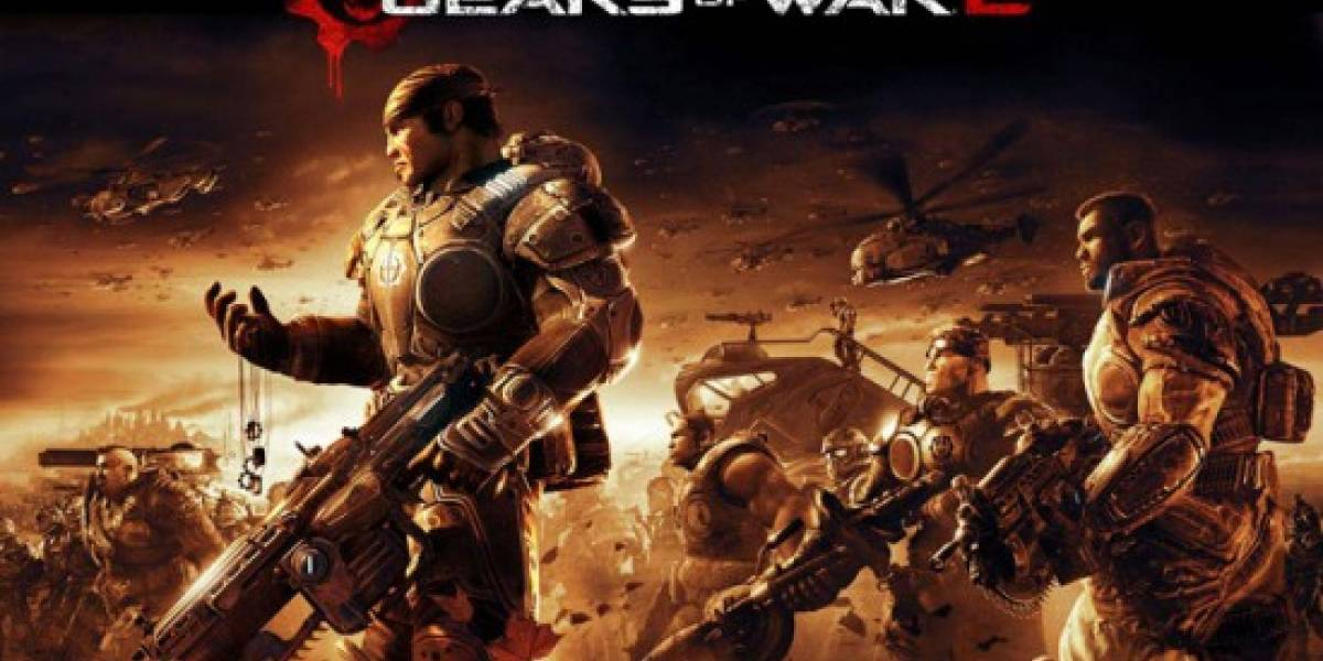 Epic anuncia experiencia séxtuple para Gears of War 2
