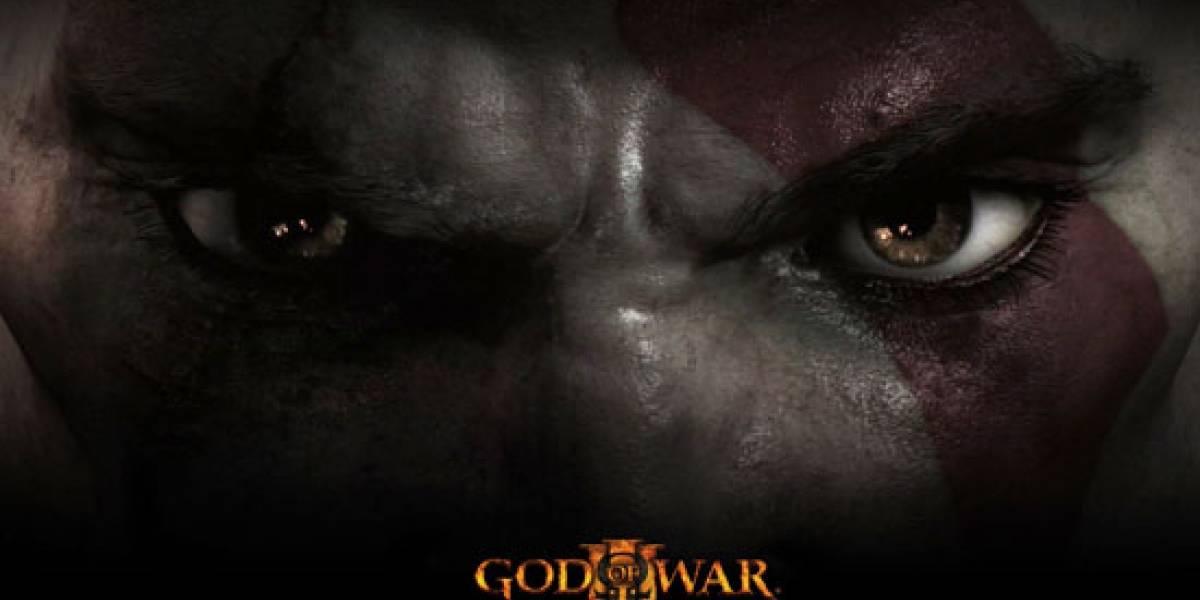 God of War III pudo ser FPS