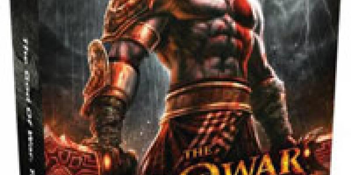 Anuncian boxset de God of War Trilogy para Europa