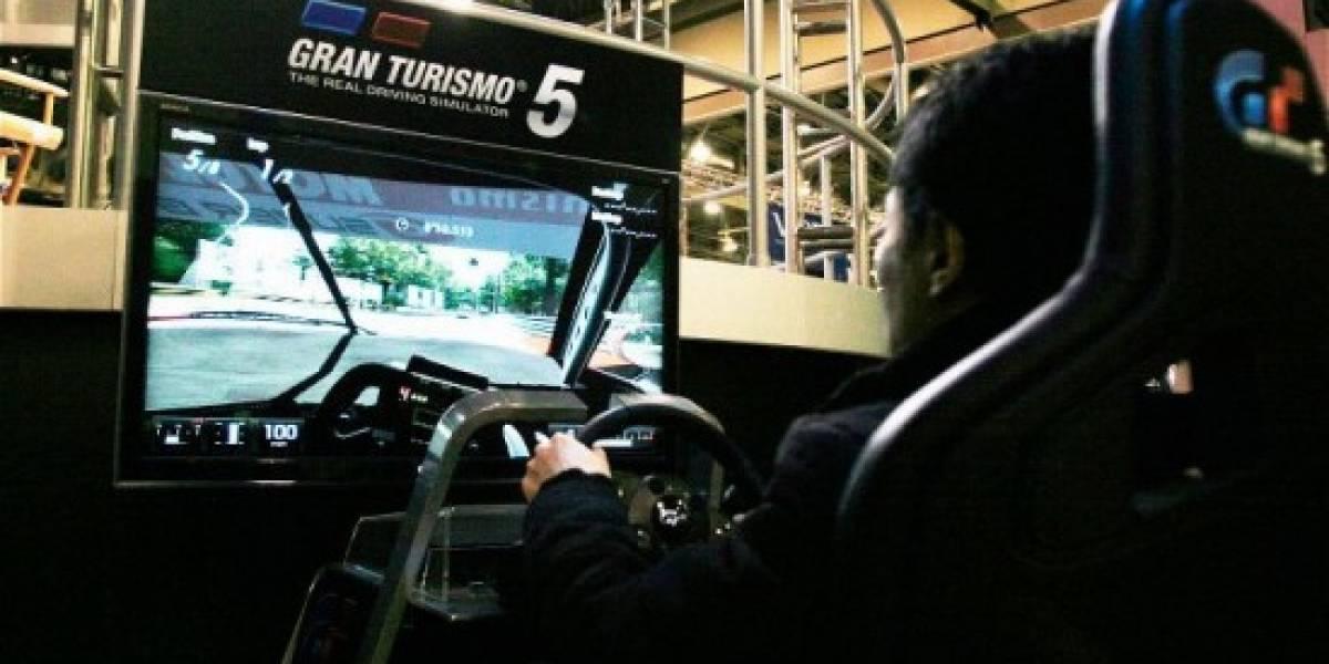 Futurología: Gran Turismo 5 a mitad de año y en 3D