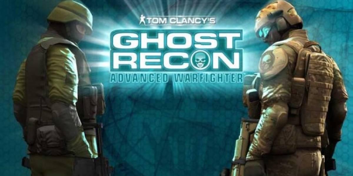 Un momento de reflexión con GRAW en Games on Demand