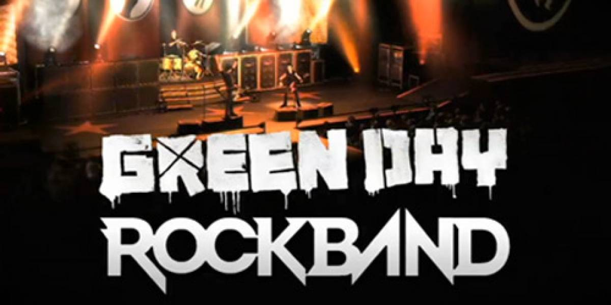 Harmonix no está trabajando en Green Day: Rock Band