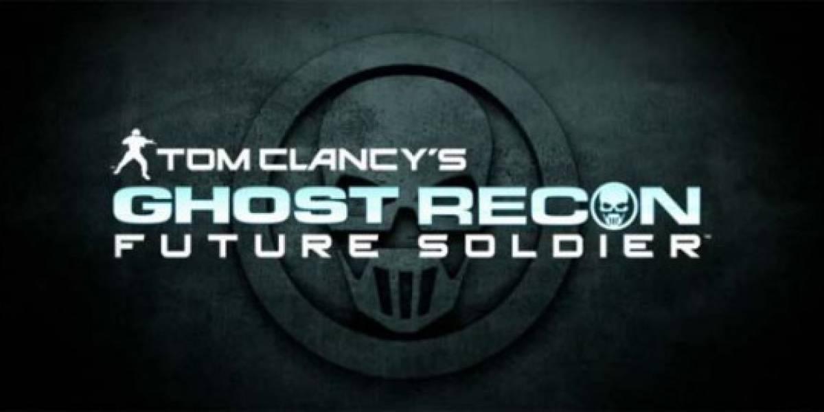 Se revelan más detalles de Ghost Recon: Future Soldier
