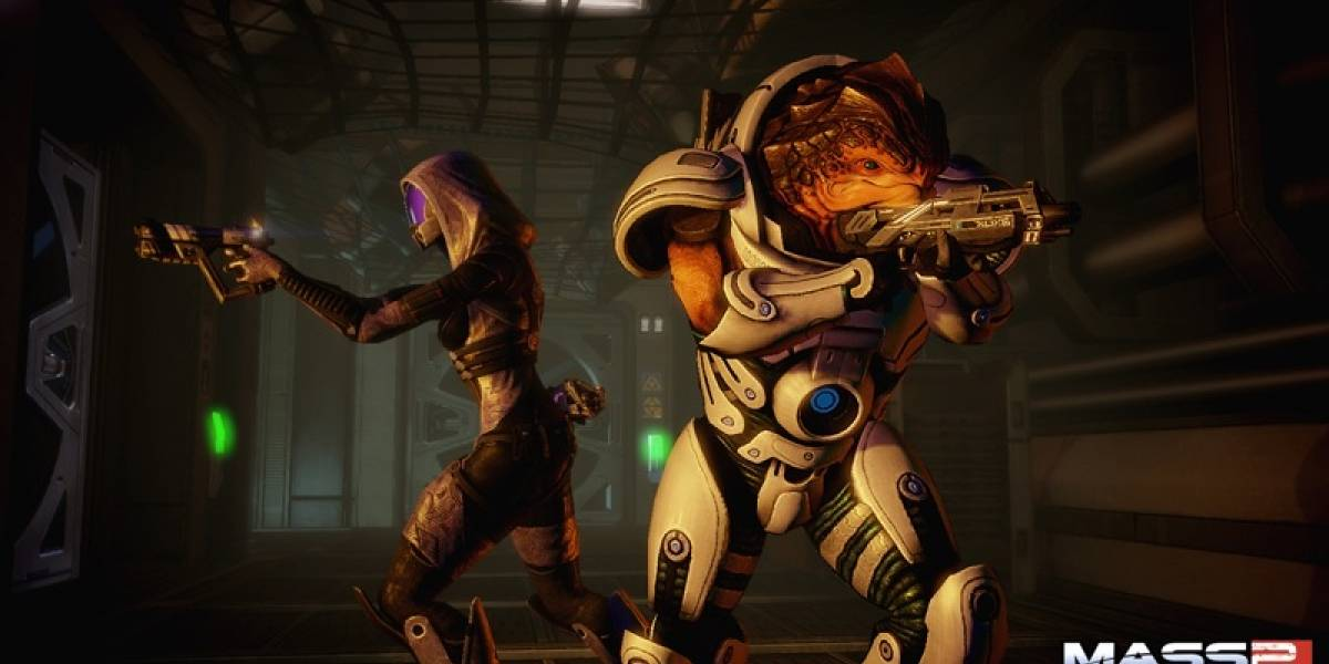 Dos discos para Mass Effect 2