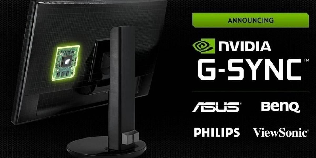 NVIDIA alista G-Sync Mobile