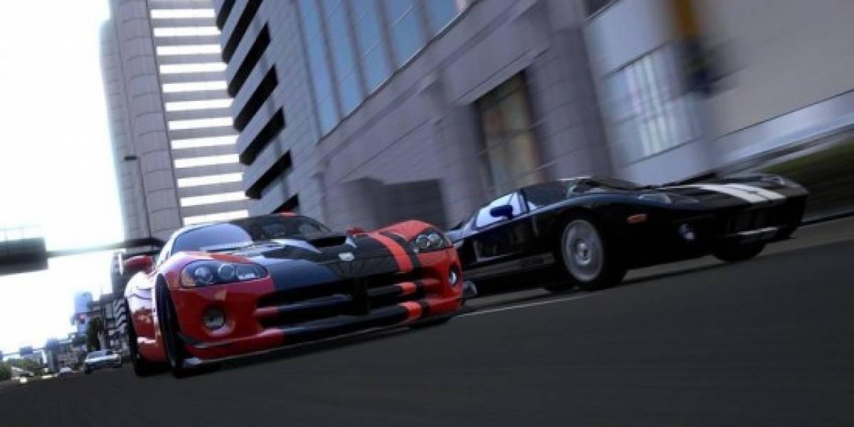 Sony confirma varias características de Gran Turismo 5