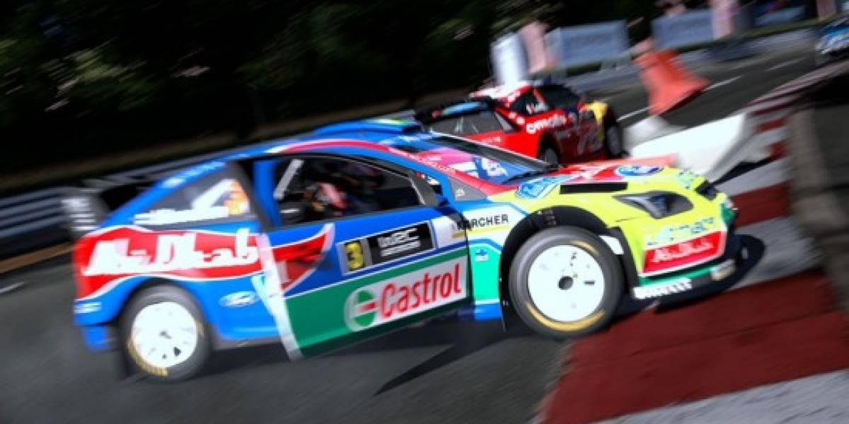 Más choques en Gran Turismo 5