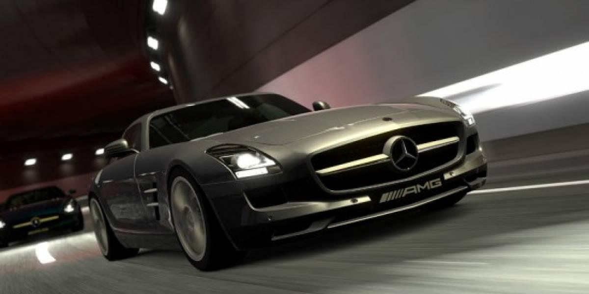 La Inteligencia Artificial de Gran Turismo 5 será más humana según Yamauchi