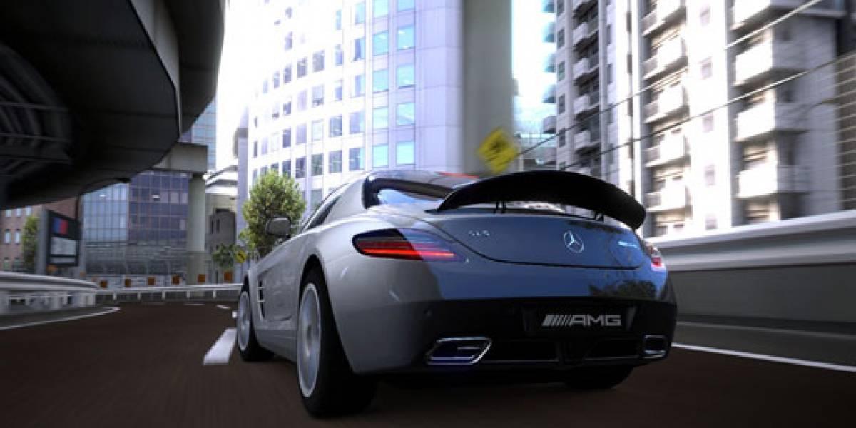 Futurología: Gran Turismo 5 podría incluir editor de pistas