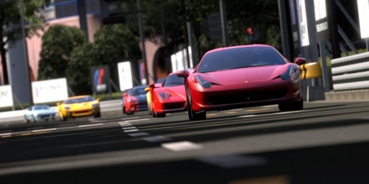 Gran Turismo 5 utiliza el 80% de la potencia de la PS3