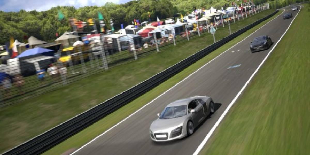 Cuatro nuevos videos de Gran Turismo 5 en acción [gamescom 2010]