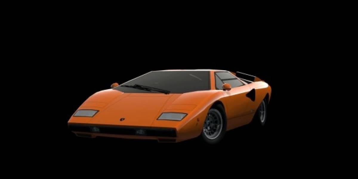Gran Turismo PSP incluirá Lamborghini