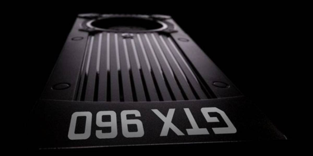 Tarjetas gráficas GeForce GTX 960 4GB llegan en marzo