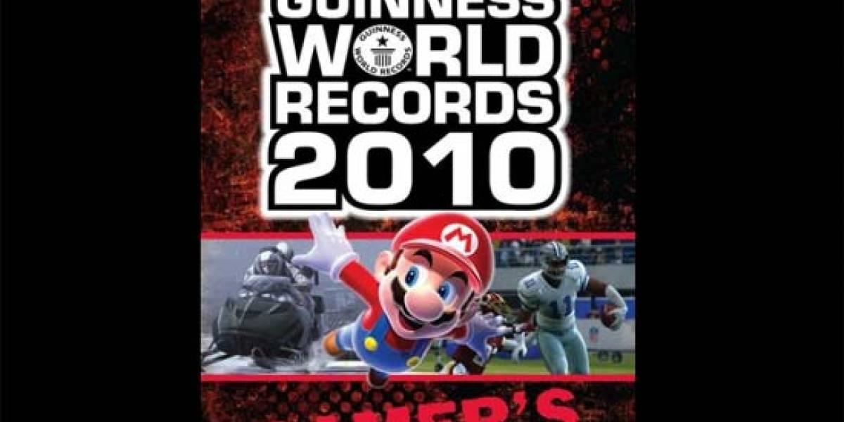 Las mejores 50 series de videojuegos según el Libro Guinness de Récords