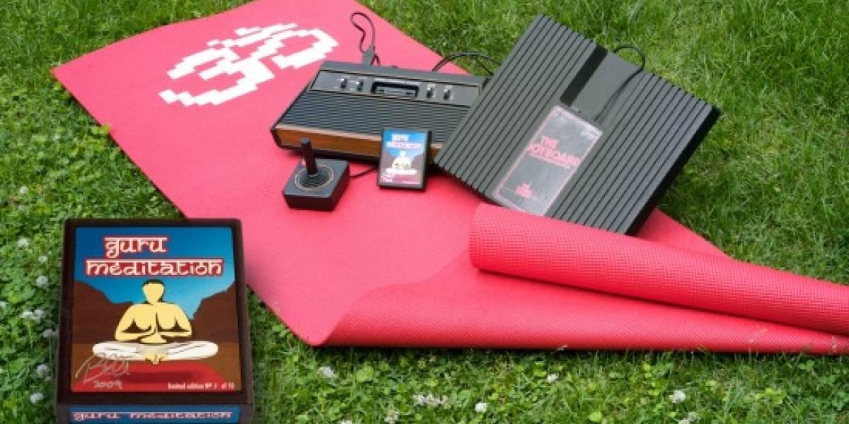 Nuevo juego para Atari 2600: Guru Meditation