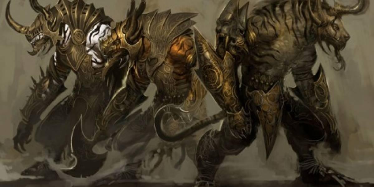Guild Wars 2. Otro título que se aleja.
