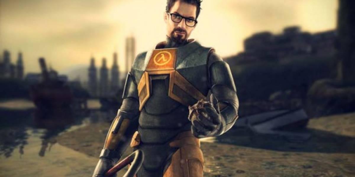 Half-Life 2 es elegido como el mejor juego para PC por los lectores de PC Gamer