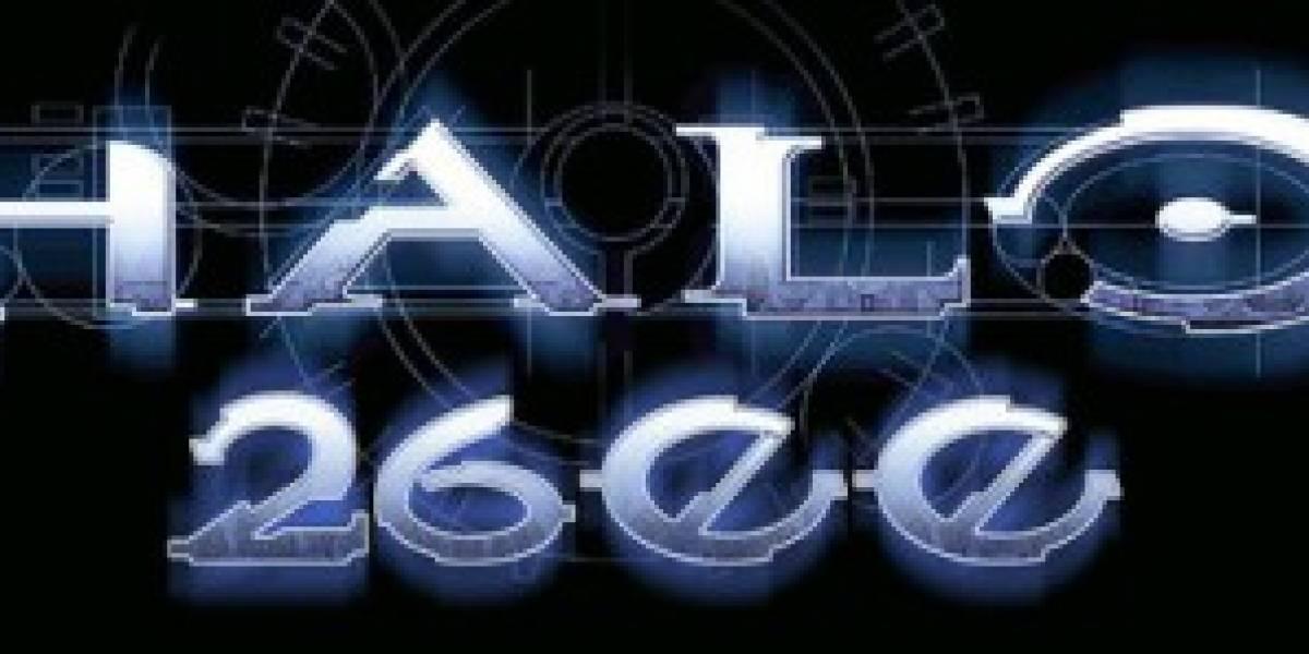 Halo 2600, para Atari 2600
