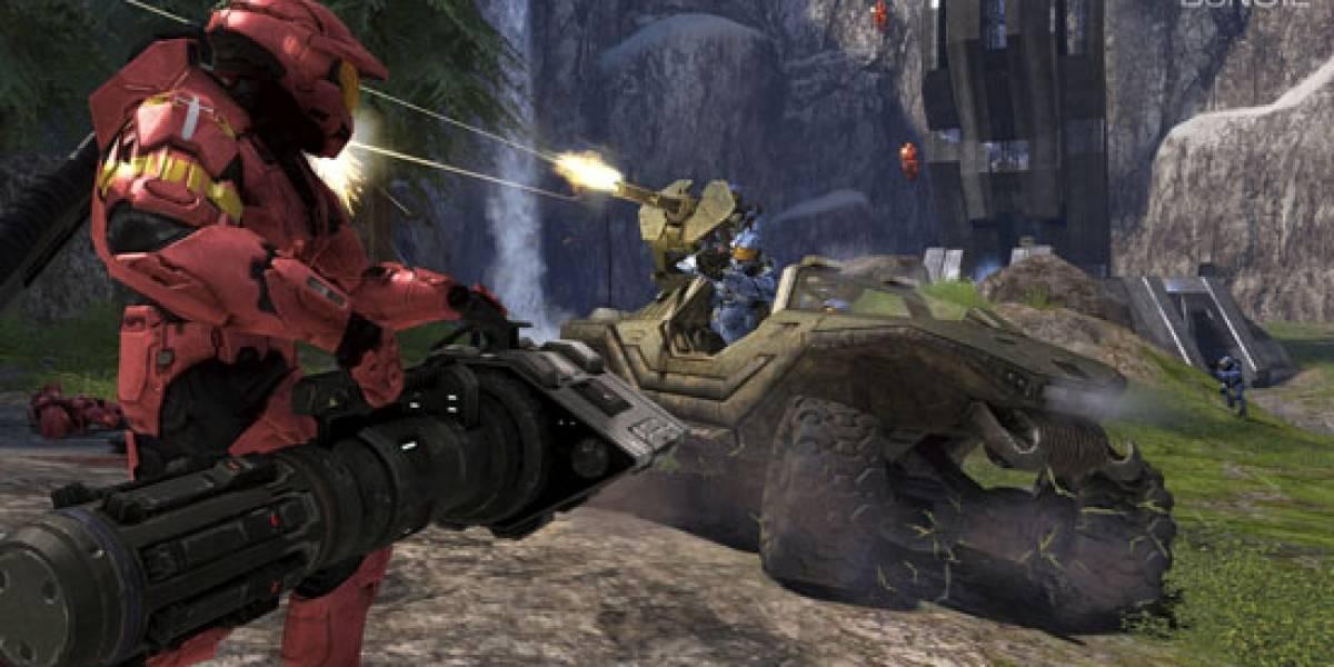 Futurología: Microsoft elimina la restricción de 720p para los juegos del Xbox 360