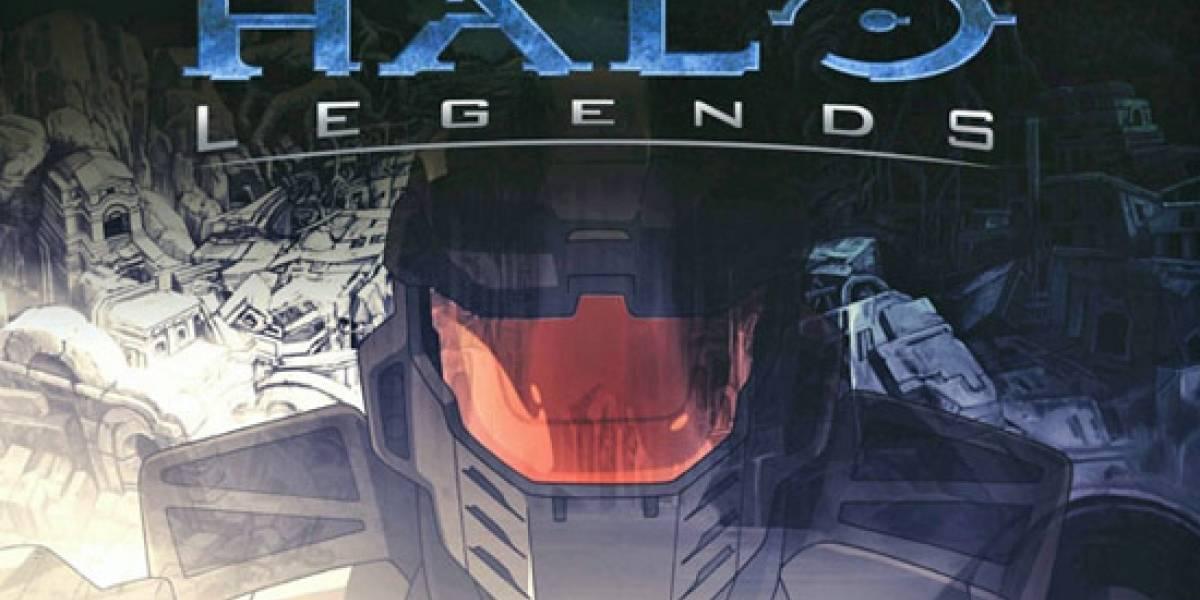 Este sábado debutará el primer corto de Halo Legends