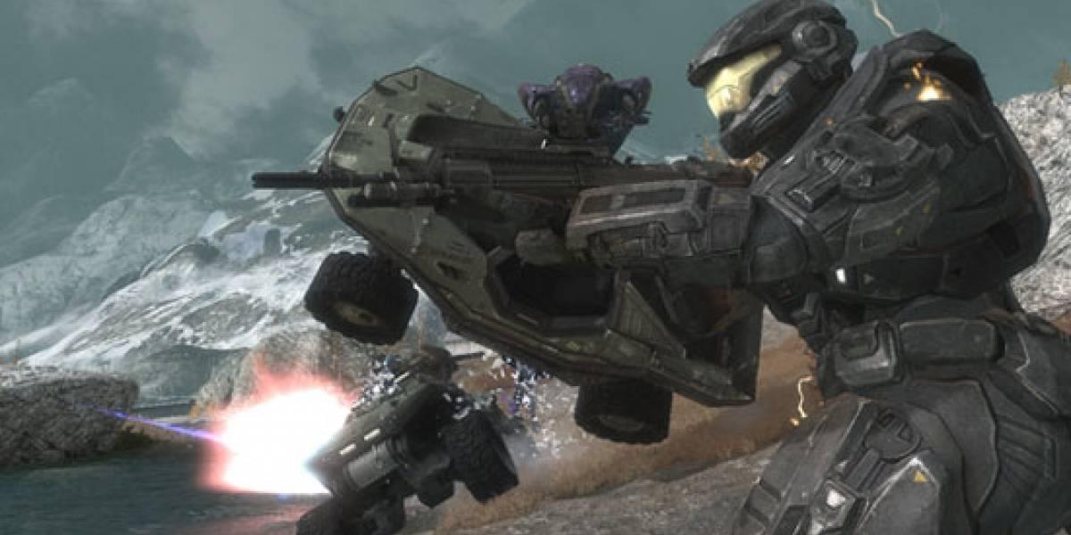 Microsoft dice que no hay juego mejor que Halo: Reach