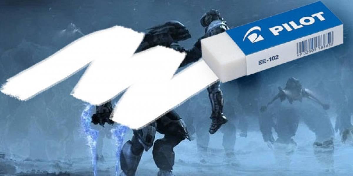 ¡Chazam! Desaparece la Tabla de Líderes de Halo Wars (embarrada del mes)